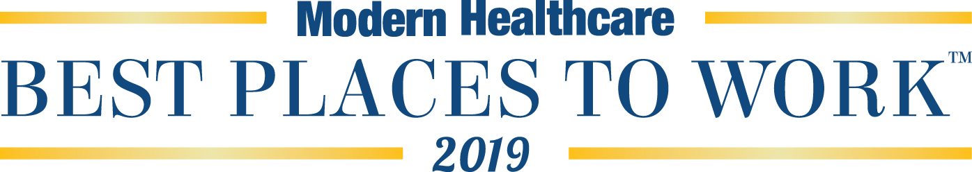 Best Places to Work in Healthcare - 2019 (alphabetical list)