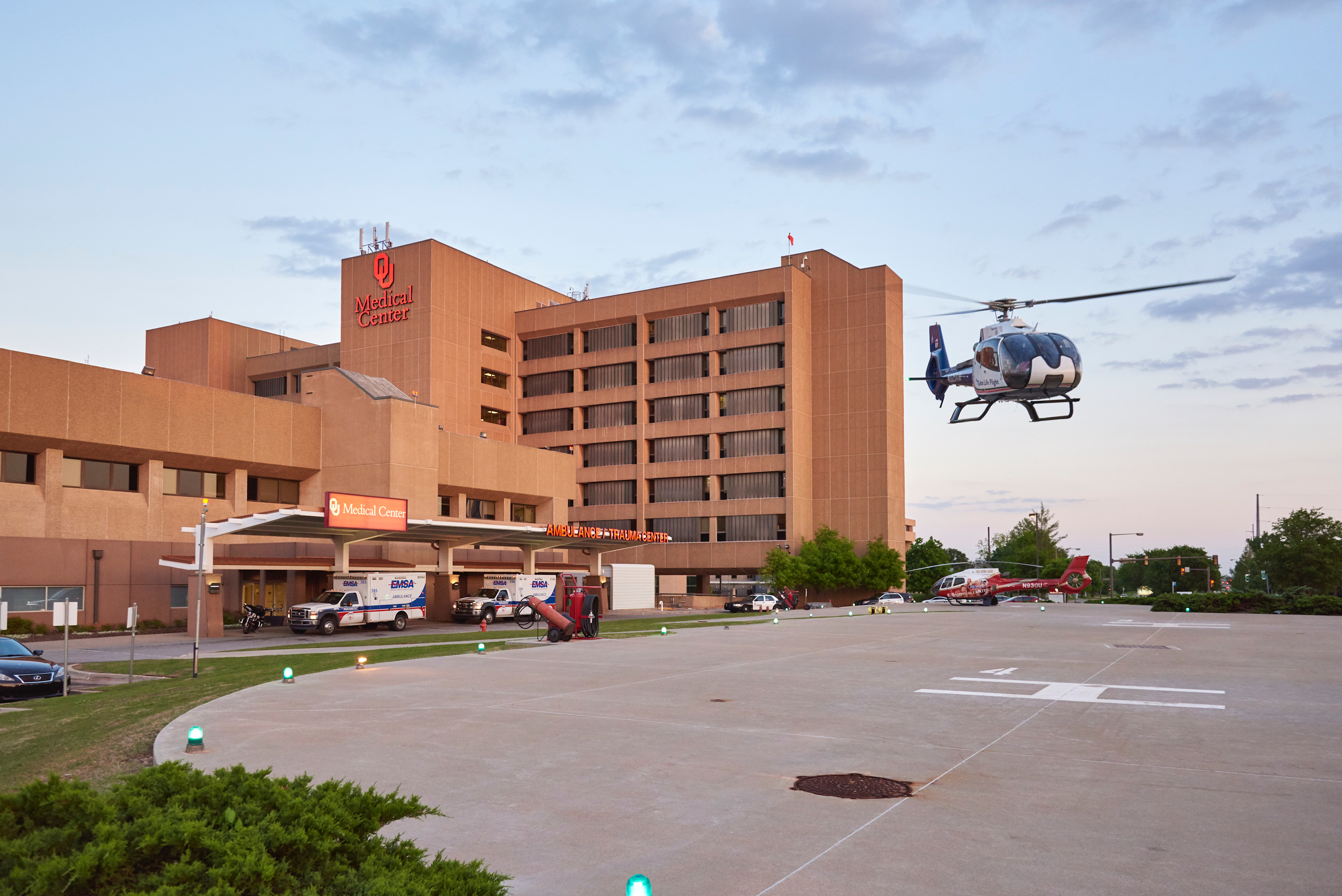 How one medical center fought off an infectious disease threat