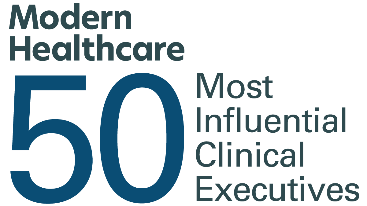 50 Most Influential Clinical Executives