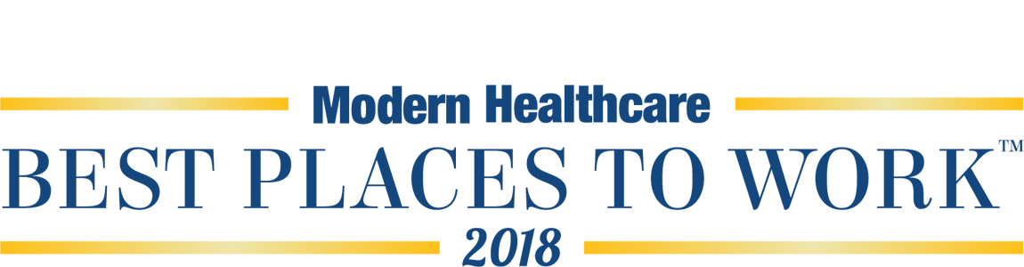 Modern Healthcare Best Places To Work 2020 Best Places to Work in Healthcare   2018 | Modern Healthcare