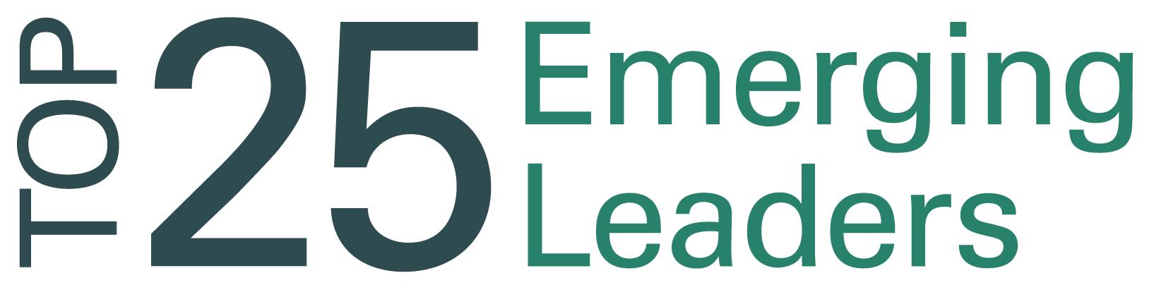 Top 25 Emerging Leaders