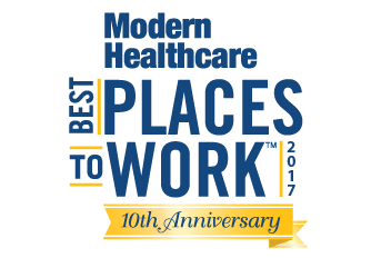Best Places to Work in Healthcare - 2017 (alphabetical list)