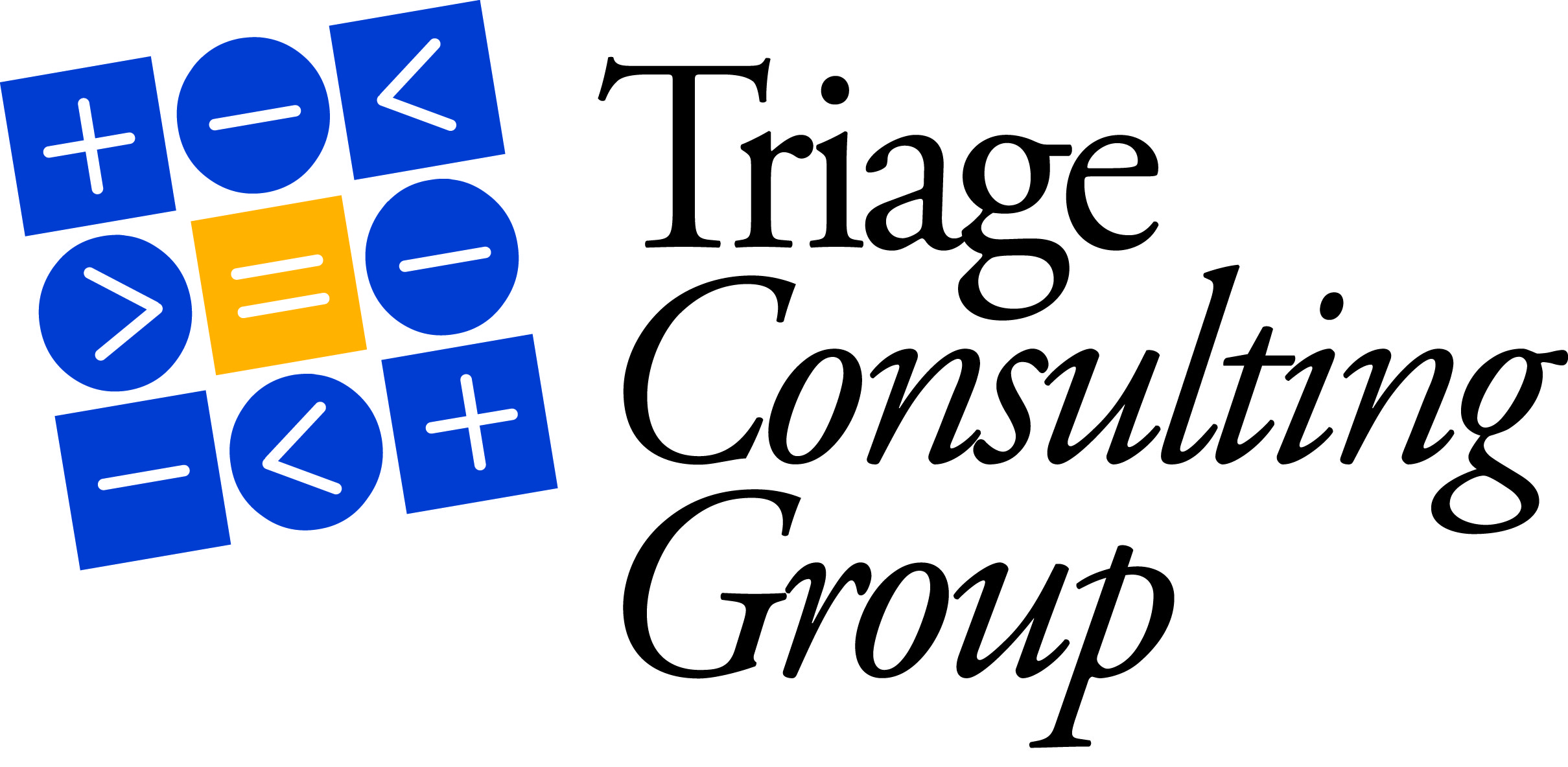 Triage Consulting Group logo