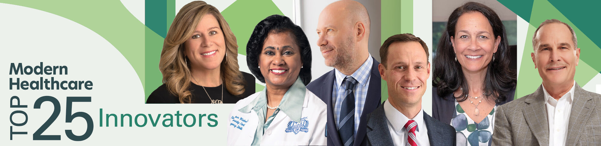 Modern Healthcare's inaugural class of Top 25 Innovators