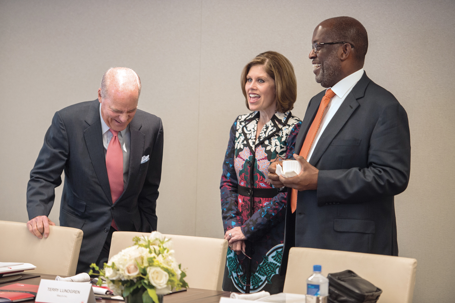 Tyson was instrumental in forming the American Heart Association's CEO Roundtable in 2013, along with association CEO Nancy Brown, Henry Kravis, co-founder of private-equity giant KKR, and other leading executives.