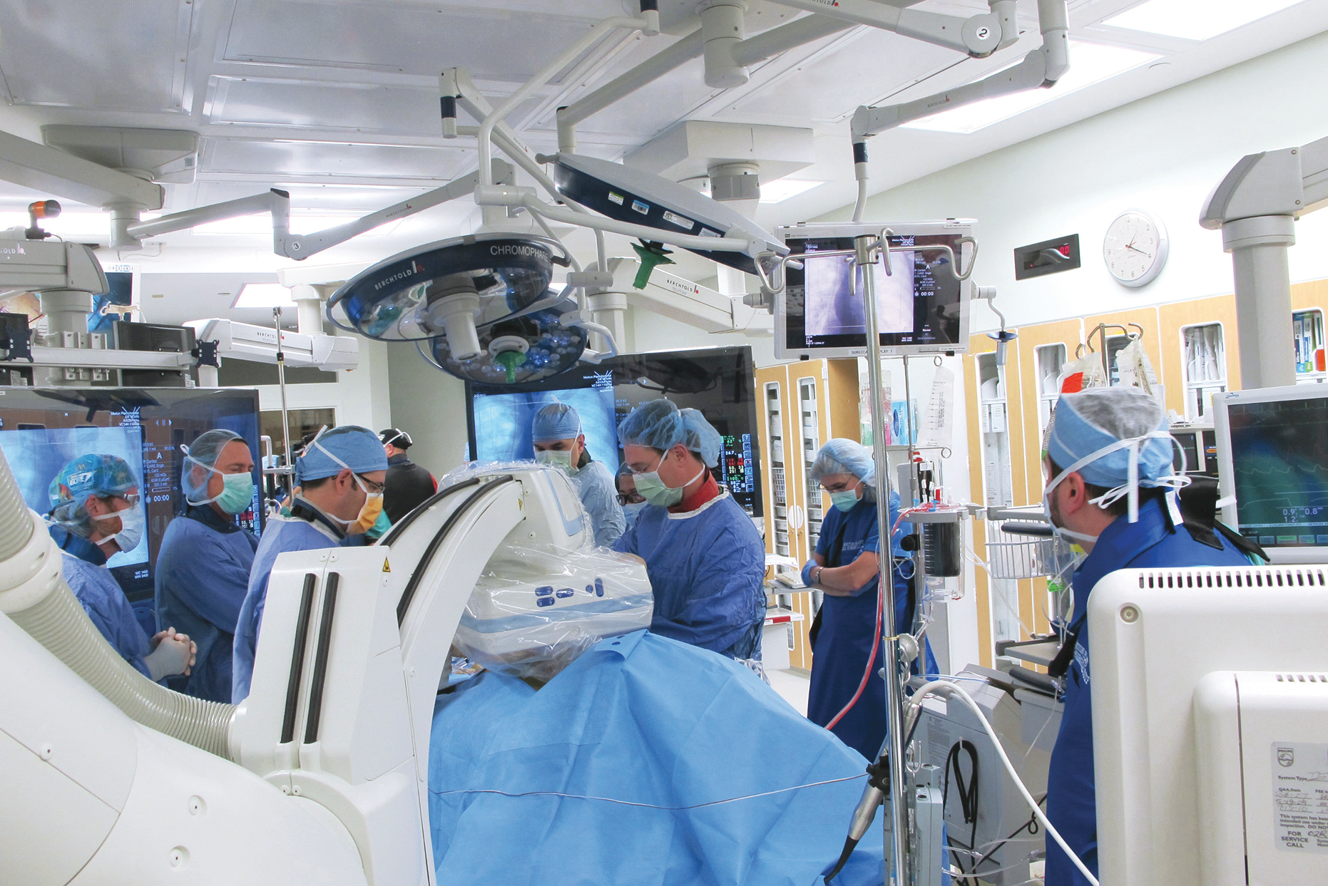 Honing heart care: Truven's top 50 cardiovascular hospitals