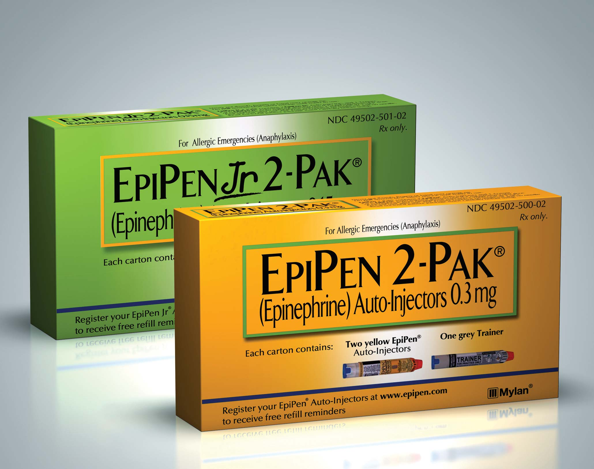 Blog: Mylan's sudden plans for a generic EpiPen