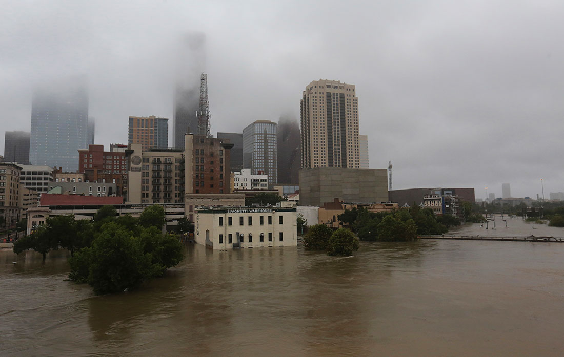 Texas hospitals have been preparing for Harvey for years