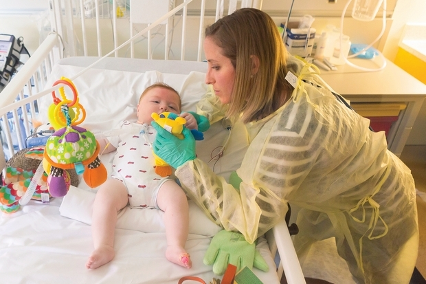 How a tiny children's hospital is benefiting from shifts in
