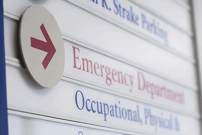 Nearly a quarter of rural hospitals are on the brink of closure