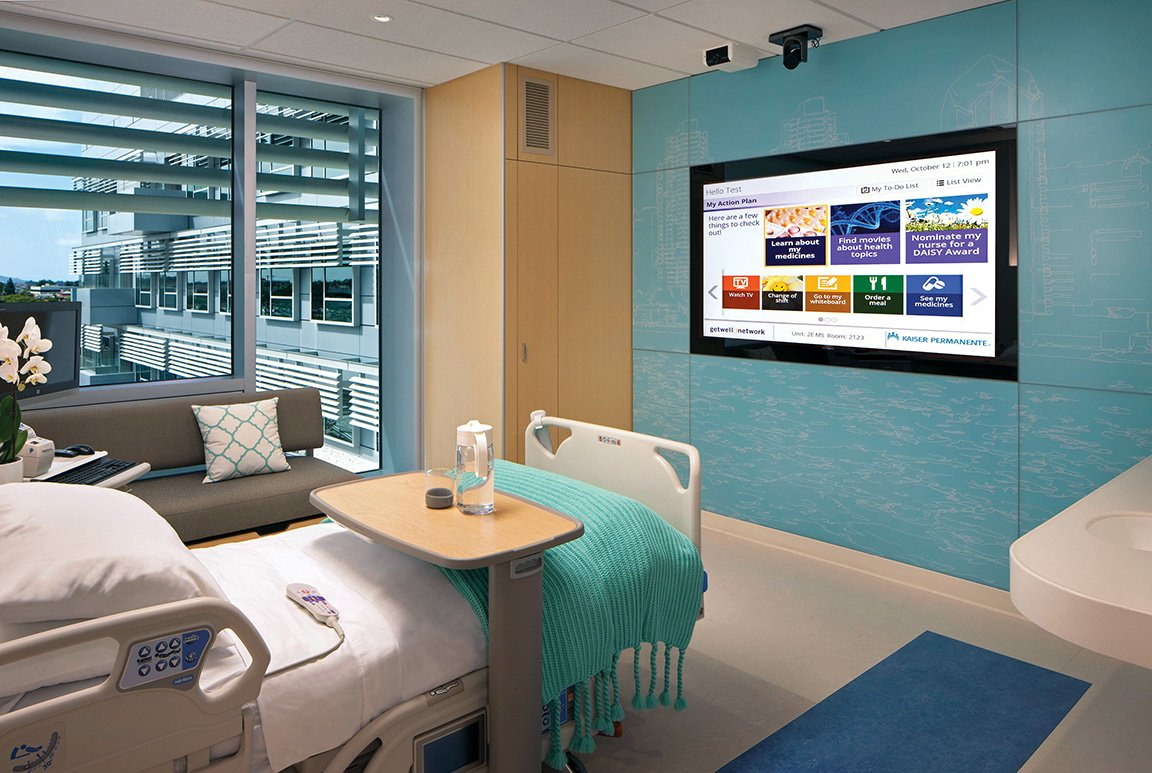 Redesigning hospitals with patient experience in mind