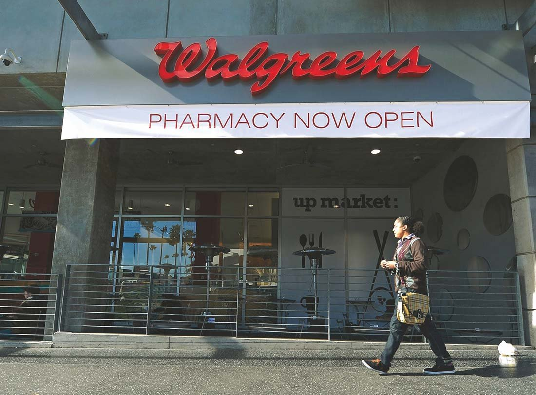 Brexit, China tariffs pose new risks for Walgreens