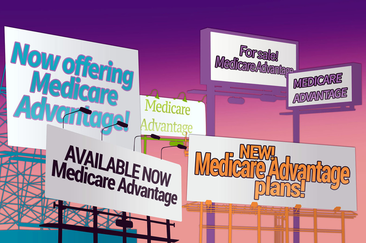 Image result for A big clue for 2021 Medicare Advantage plans
