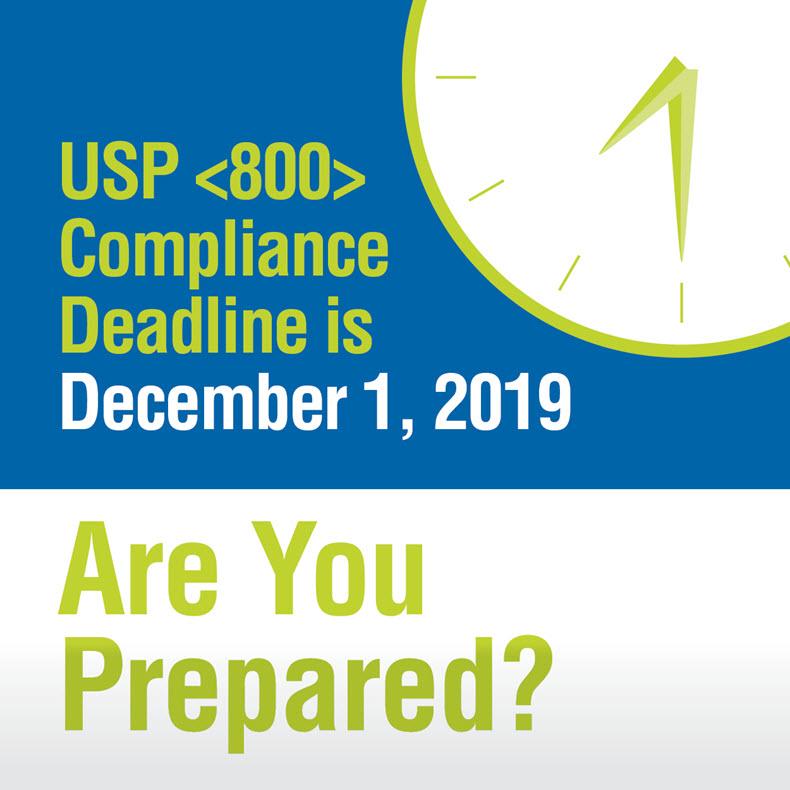Preparing your Pharmacy for USP <800>