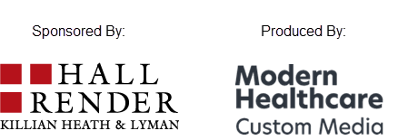 hall render logo modern healthcare custom media logo