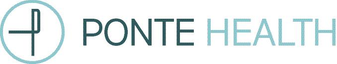Ponte Health logo
