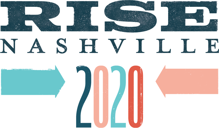 RISE Nashville logo