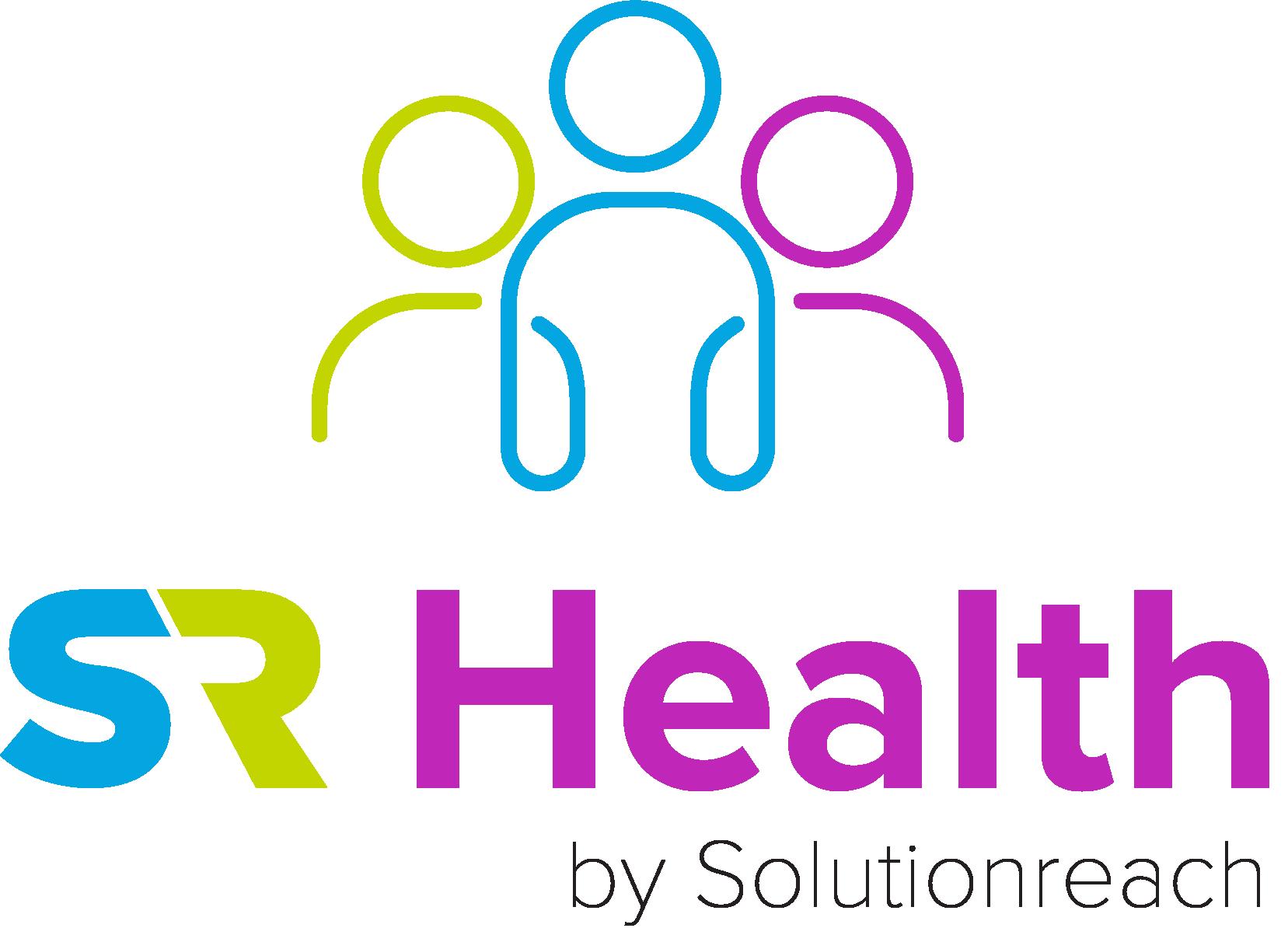 SR Health logo