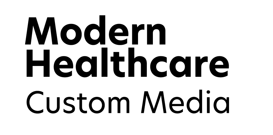 Modern Healthcare Custom Logo
