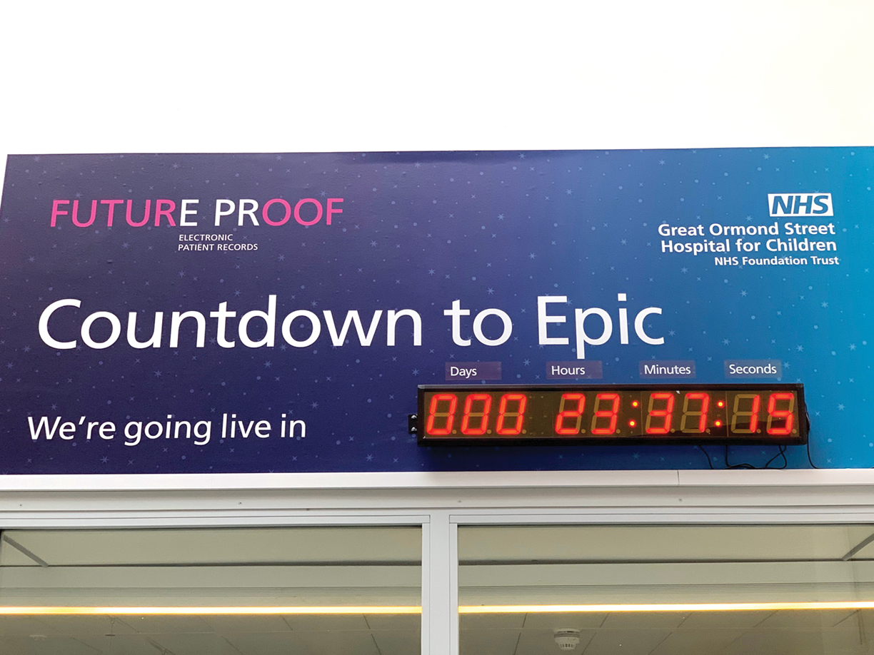 CHOP providers travel overseas to support Epic go-live