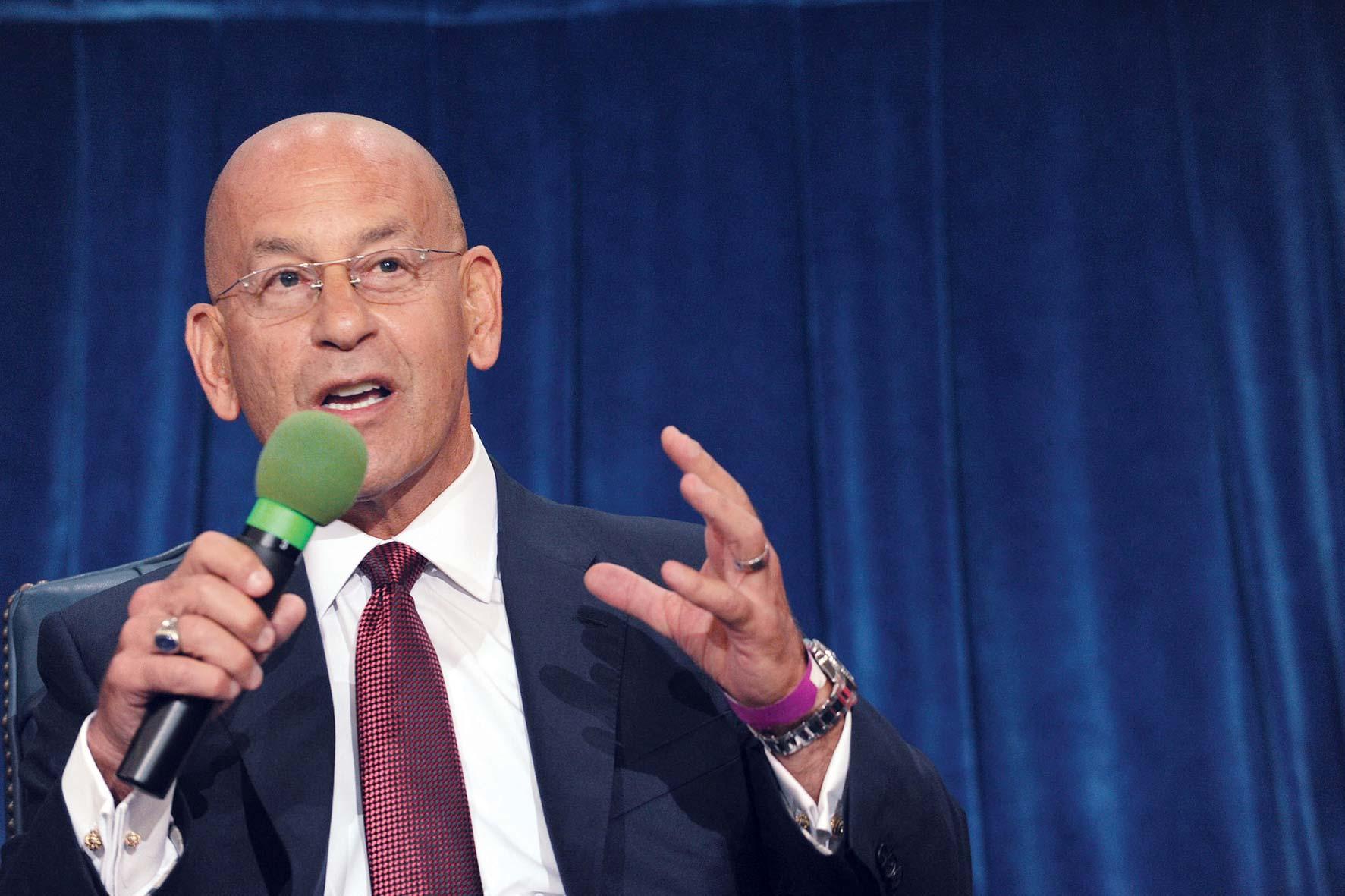 Dr  Steven Safyer retiring as Montefiore's CEO