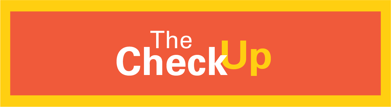 The Check Up Logo