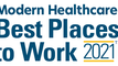 Best Places to Work in Healthcare - 2021 (alphabetical list)