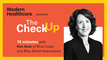 The Check Up: Kim Keck of the Blue Cross Blue Shield Association