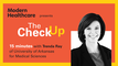 The Check Up: Trenda Ray of the University of Arkansas for Medical Sciences