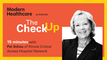 The Check Up: Pat Schou of the Illinois Critical Access Hospital Network