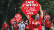 Pandemic revives debate over nurse staffing ratios