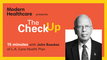 The Check Up: John Baackes of L.A. Care Health Plan