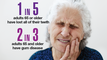 Data Points: High cost of dental coverage means seniors skip needed care
