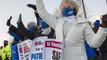 Nurses at Tenet hospital in Massachusetts walk off the job