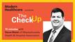 The Check Up: Steve Walsh of the Massachusetts Health & Hospital Association
