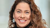 Aurora Aguilar, Editor, headshot