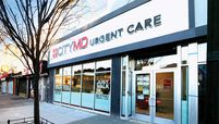 A CityMD urgent care store front.