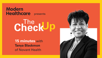 The Check Up: Tanya Blackmon