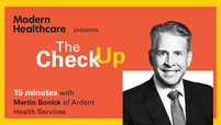 The Check Up: Martin Bonick
