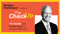 The Check Up: Dr. Marc Boom