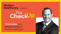 The Check Up: Benjamin Breier