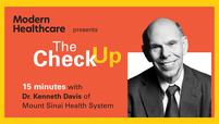 The Check Up: Dr. Kenneth Davis