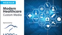 hopco modern healthcare custom media webinar logo lockup