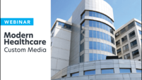modern healthcare custom media webinar construction and design