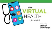 virtual health summit custom media graphic