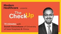 The Check Up: Suresh Gunasekaran