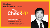 The Check Up: Dr. Patrick Hwu