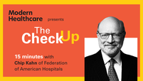 The Check Up: Chip Kahn