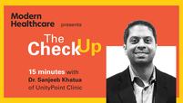 The Check Up: Dr. Sanjeeb Khatua