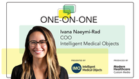 ivana naeymi-rad one on one intelligent medical objects